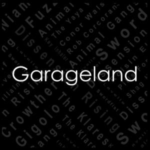 Garageland Volume 1 Cover
