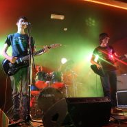 Red Ash live at Lockdown live on Tour